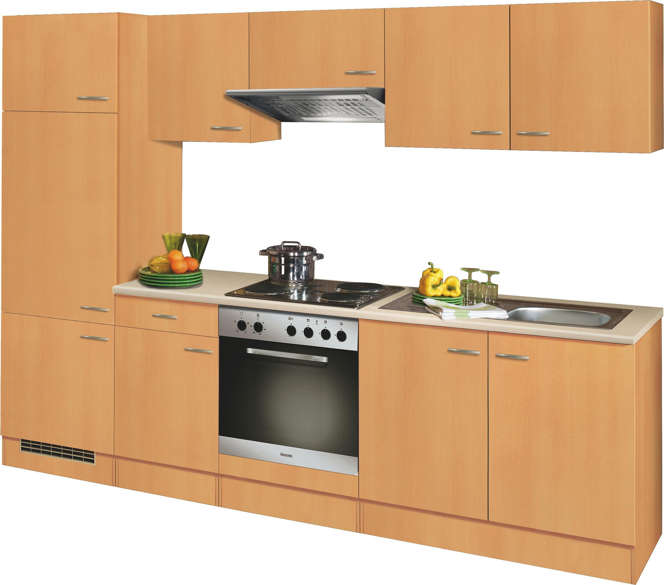 Küchenoberschrank in Buche Dekor online kaufen