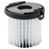 Staubsaugerfilter Patronen/-langzeitfilter - Schwarz/Weiß, MODERN, Kunststoff (10/9,4/9,3cm) - Kärcher