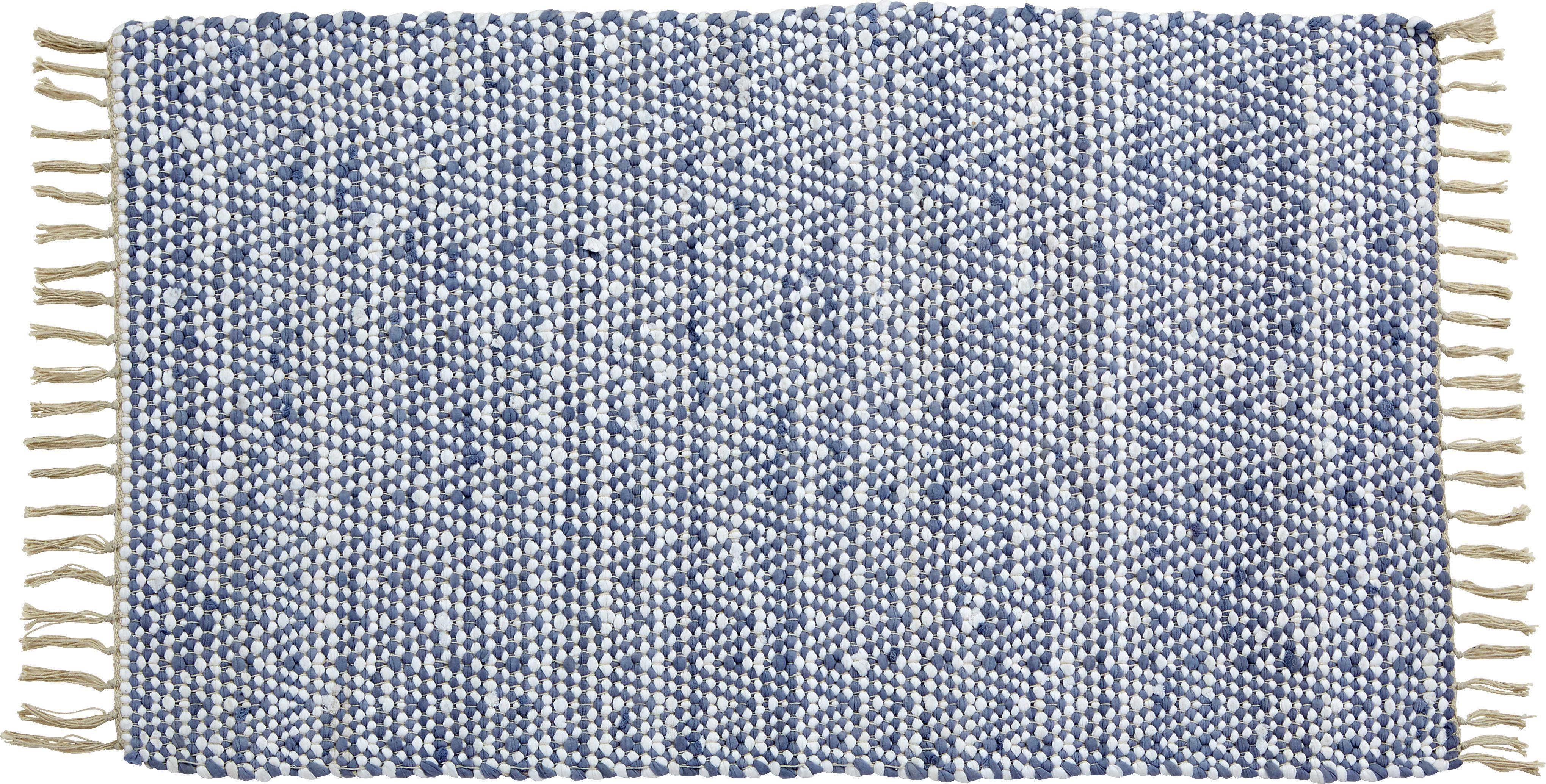 Ágyelő Becky - pink/kék, konvencionális, textil (60/90cm) - LUCA BESSONI