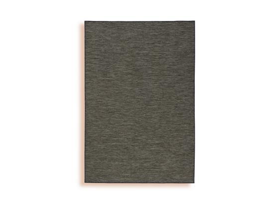 Flachwebeteppich Mateo 120x170 cm - Grau, Basics, Textil (120/170cm) - Ombra