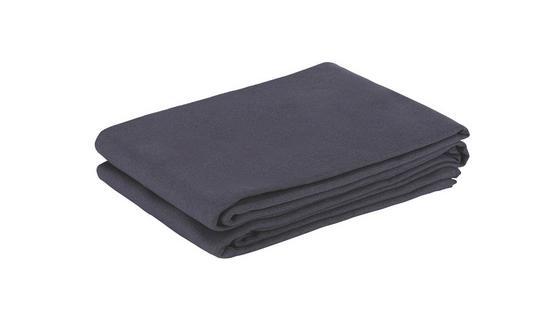 Ubrus Steffi - antracitová, textil (140/260cm) - Mömax modern living