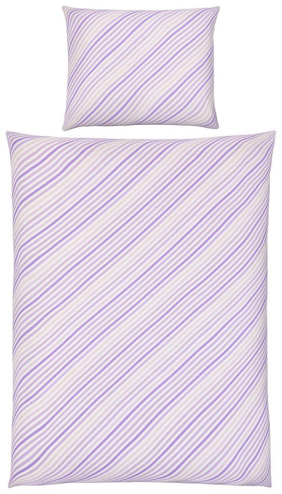 Bettwäsche Tessa - Lila/Violett, MODERN, Textil - Luca Bessoni
