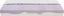 Komfortný Penový Matrac Ergo Duo H2 - biela, textil (90/200cm) - PRIMATEX