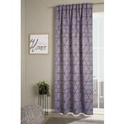 Fertigvorhang Vegas - Silberfarben, ROMANTIK / LANDHAUS, Textil (135/245cm) - James Wood