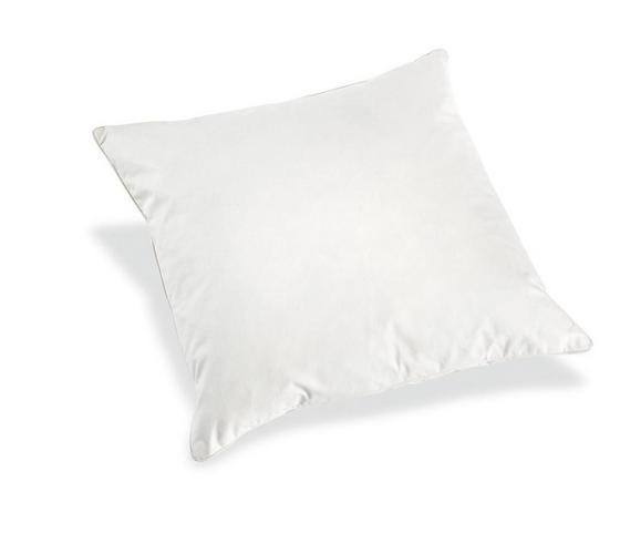 Výplň Vankúša Tim - biela, textil (50/50cm)