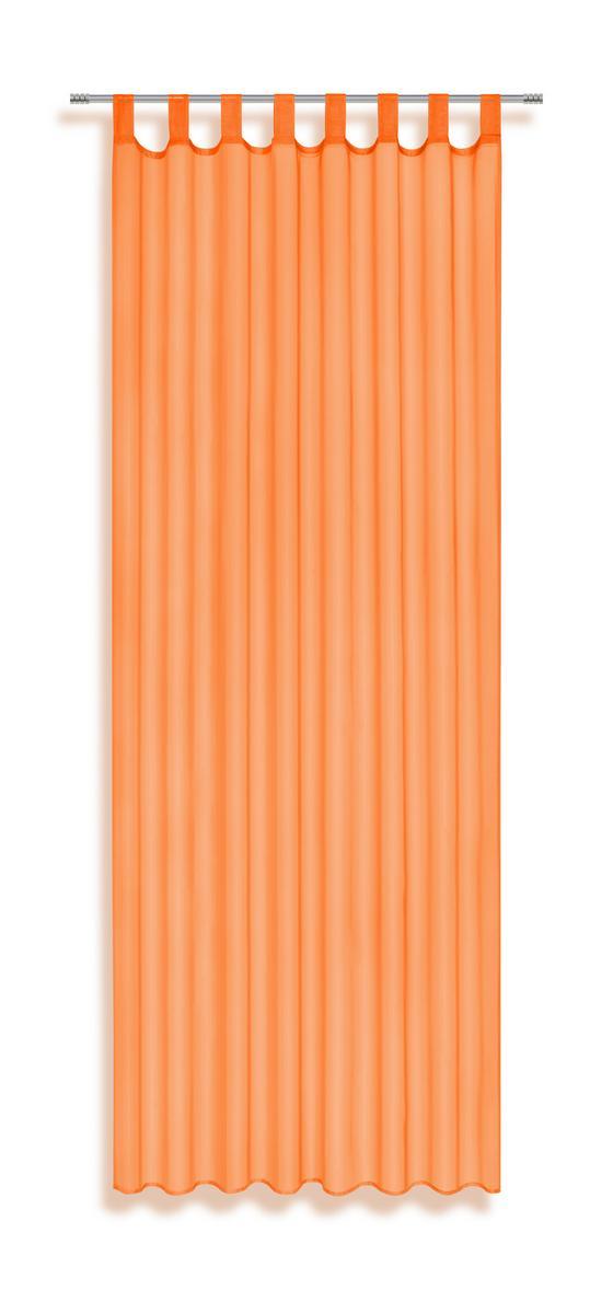 Kombi Készfüggöny Utila - Narancs, konvencionális, Textil (140/245cm) - Ombra