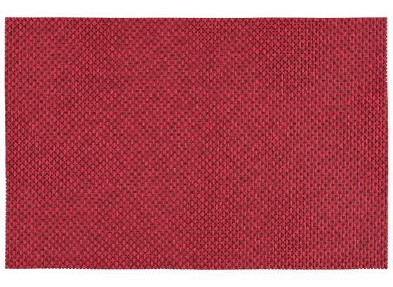 Prostírání Stefan -top- - červená, umělá hmota (45/30cm) - Mömax modern living