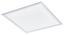 LED-Paneel Salobrena-rgbw - Weiß, MODERN, Kunststoff/Metall (45/45/1,1cm)