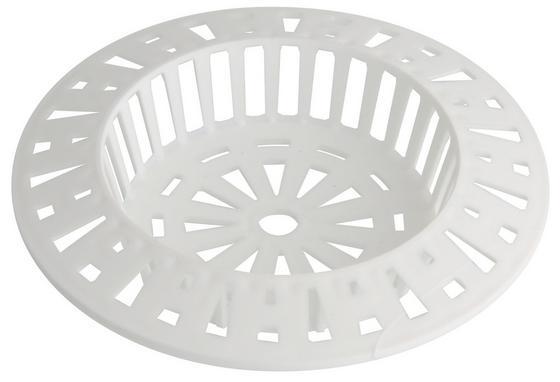 Lefolyószűrő Probus - fehér, konvencionális (7cm)