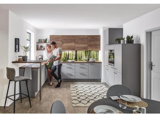 Vstavaná Kuchyňa Las Vegas - Basics (165/305cm)