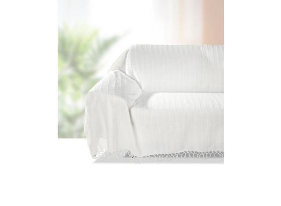 Ágytakaró Irina - Natúr, konvencionális, Textil (210/260cm) - Ombra