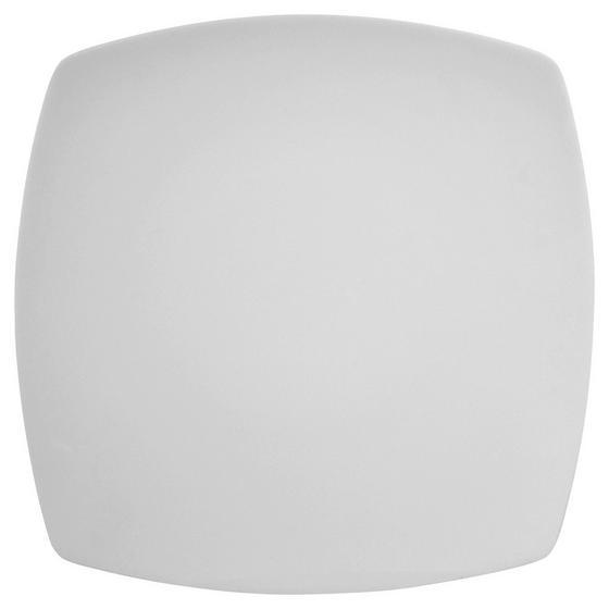 Speiseteller Maya - Weiß, MODERN, Keramik (26/26cm) - Luca Bessoni