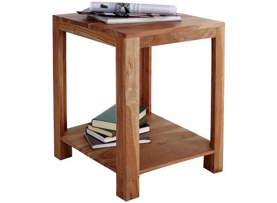Regal Willow - Akaziefarben, MODERN, Holz (45/60/45cm)