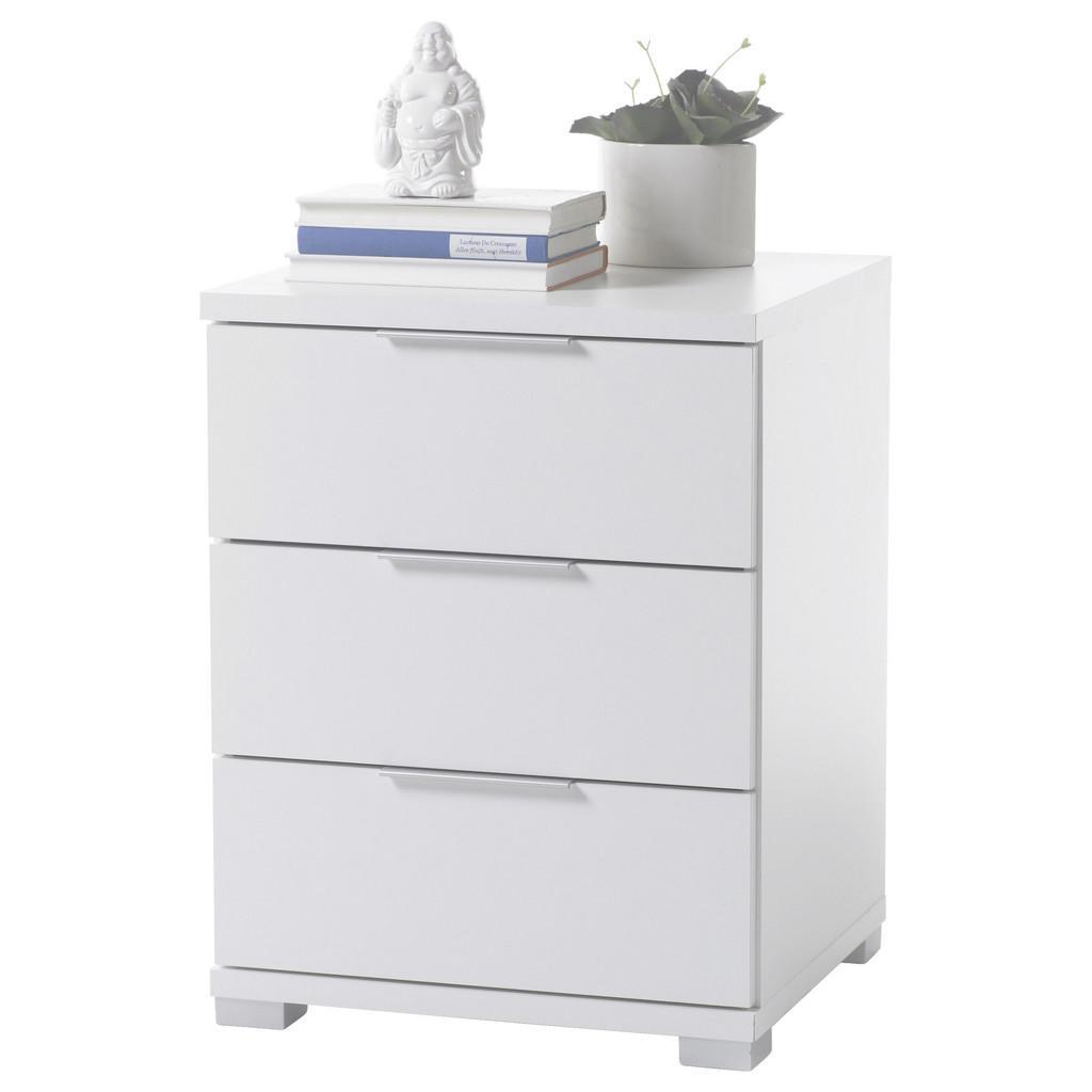 Nočný stolík Biela Výška 61 Cm