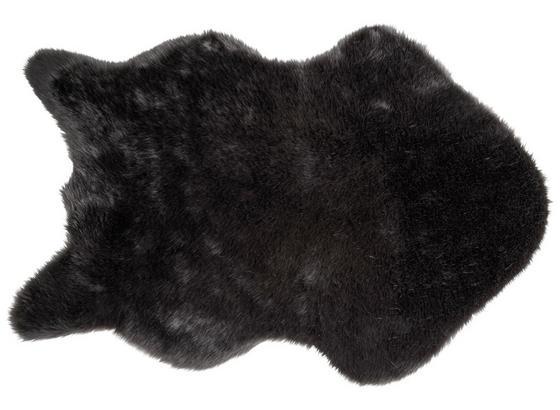 Umělá Kožešina Lisa, Ca. 60x90cm - růžová/černá, umělá hmota (60/90cm) - Mömax modern living