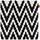 Povlak Na Polštář Mary Stick - černá, Moderní, textilie (45/45cm) - Mömax modern living