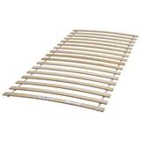 Léc Rolós Ágyrács Flex -ph- - Nyírfa, konvencionális, Fa (90/200cm)