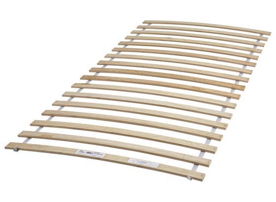 Rollrost Flex -Ph- - Birkefarben, KONVENTIONELL, Holz (90/200cm)