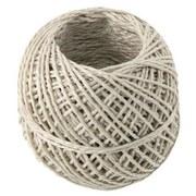 Bindfaden Hellbraun - Hellbraun, KONVENTIONELL, Textil (500cm)