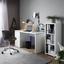 Otočná Stolička Stella - sivá/chrómová, Štýlový, kov/textil (56/73-82,5/49cm) - Modern Living