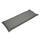 Bankauflage Premium T: 120 cm Grau - Grau, Basics, Textil (45/8-9/120cm) - Ambia Garden