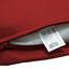 Sesselauflagenset Premium T: 100 cm Rot - Rot, Basics, Textil (50/8-9/100cm) - Ambia Garden
