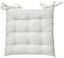 Sedák Bill - bílá, textil (40/40cm) - Mömax modern living