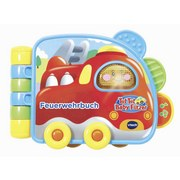 Feuerwehrbuch Tut Tut Baby Flitzer - Multicolor, Basics, Kunststoff (5,8/21,6/38,7cm) - V Tech