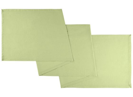 Obrus Behúň Steffi Predĺžený - svetlozelená, textil (45/240cm) - Mömax modern living