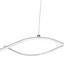 Led Závesná Lampa Anne - Moderný, kov/plast (70/110cm) - Mömax modern living