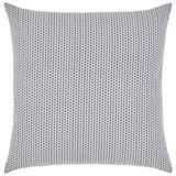 Zierkissen Iva - Grau, MODERN, Textil (45/45cm) - Luca Bessoni