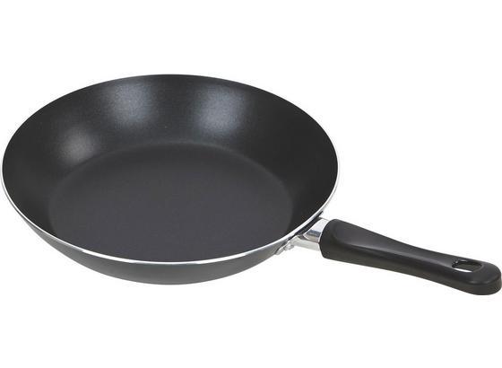 Bratpfanne Billi *ph* - Grau, KONVENTIONELL, Metall (23/4,2cm) - Ombra