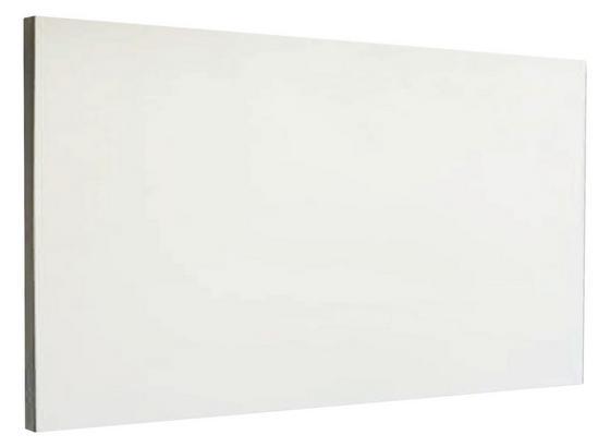 Infrarot-Heizpaneel 580W 90x59,5x2,2cm - Weiß, MODERN, Metall (90/59,5/2,2cm)