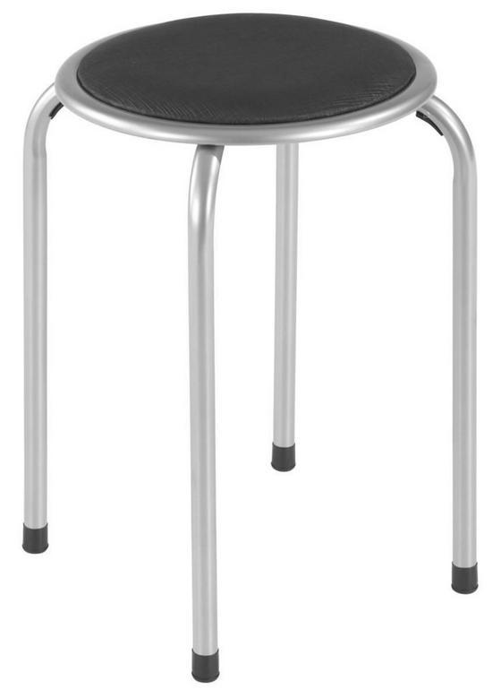 Ülőke Raki - Alu, modern, Fém (39/45cm)