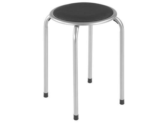 Ülőke Raki - Alu, modern, Fém (30/45cm)