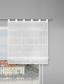 Stuhová Roleta Louis - biela, Konvenčný, textil (100 140 cm) - Mömax modern living