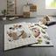Detský Koberec Panda - béžová, Basics, textil (100/150cm) - Mömax modern living