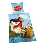 Bettwäsche Disney´s Elena Von Avalor 140/200cm Multicolor - Multicolor, MODERN, Textil (37/26/3,0cm)