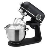 Küchenmaschine Kitchen Professinal - Edelstahlfarben/Anthrazit, MODERN, Metall (26/40/37cm)
