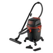 Nass-Trockensauger Wet & Dry - Schwarz/Orange, MODERN, Kunststoff (38/35.5/52cm) - Black & Decker