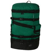 Rucksack Can ca. 30/15/19cm Volumen ca. 33 Liter - Grün, MODERN, Textil (30/50/19cm) - Walker