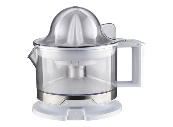 Zitronenpresse Zp 3500 - Weiß, Basics, Kunststoff (20,5/18/15,7cm)