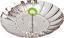 Dampfeinsatz Edelstahl - Silberfarben, KONVENTIONELL, Metall (13/24cm) - Homeware