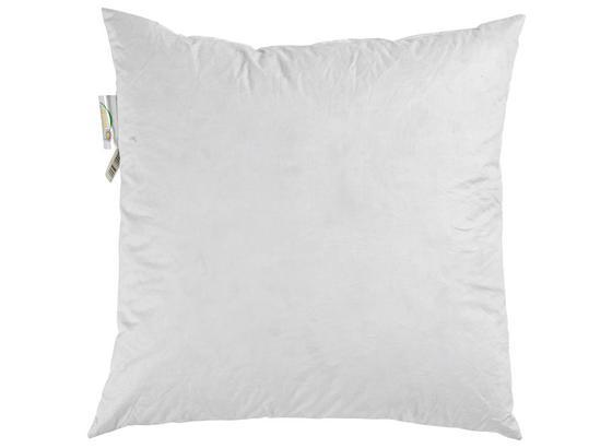 Füllkissen Tim ca. 50/50cm - Weiß, KONVENTIONELL, Naturmaterialien/Textil (50/50cm) - Primatex