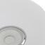 Stropní Led Svítidlo Lauti Ø 50cm, S Reproduktorem - bílá, Romantický / Rustikální, kov/umělá hmota (50,5cm) - Premium Living