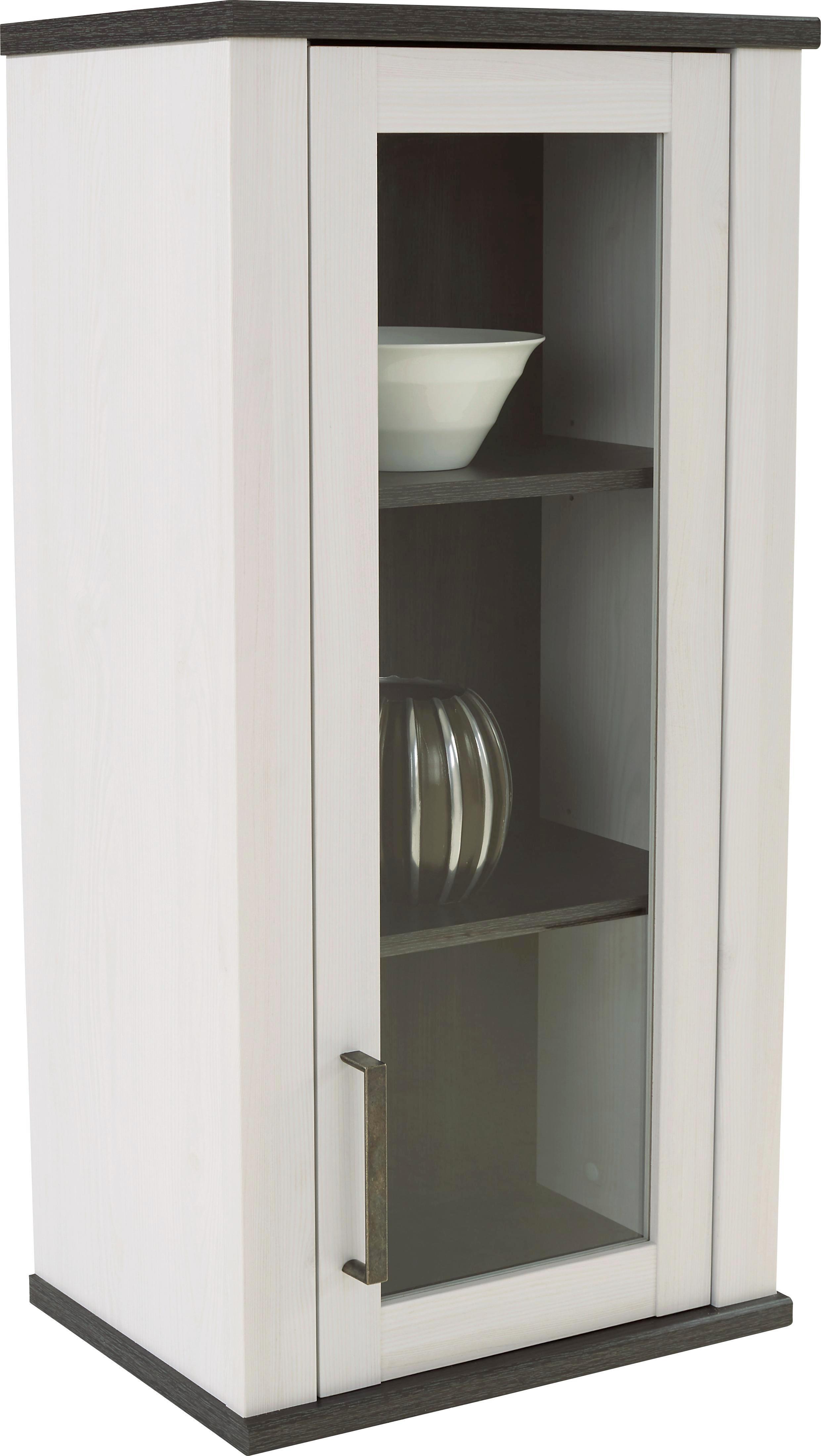 Falivitrin Provence - tiszta/fehér, romantikus/Landhaus, faanyagok (56,8/104/30cm) - JAMES WOOD