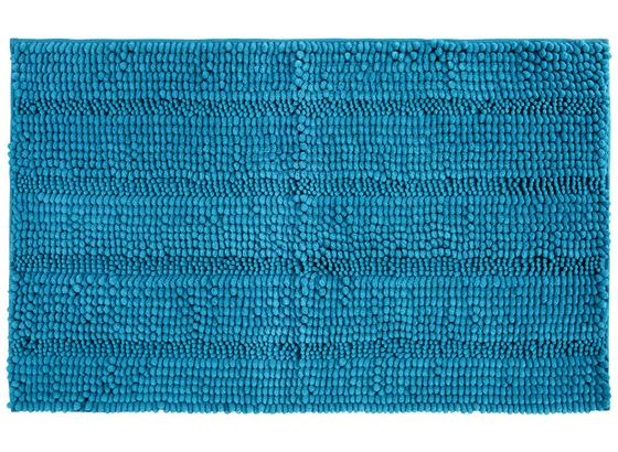 Předložka Koupelnová Uwe -top- - petrolej, textil (60/100cm) - Mömax modern living