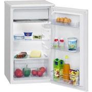 Kühlschrank KS 7230 - Weiß, Basics, Kunststoff (44,5/83,1/49cm) - Bomann