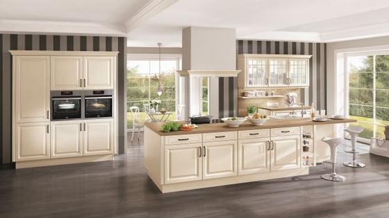 Einbauküche Chicago individuell planbar - Holzwerkstoff - Vertico