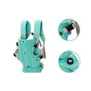 Babytrage Front Carrier Walk Mint B:42cm - Mintgrün, Basics, Kunststoff (42/29cm) - Fillikid